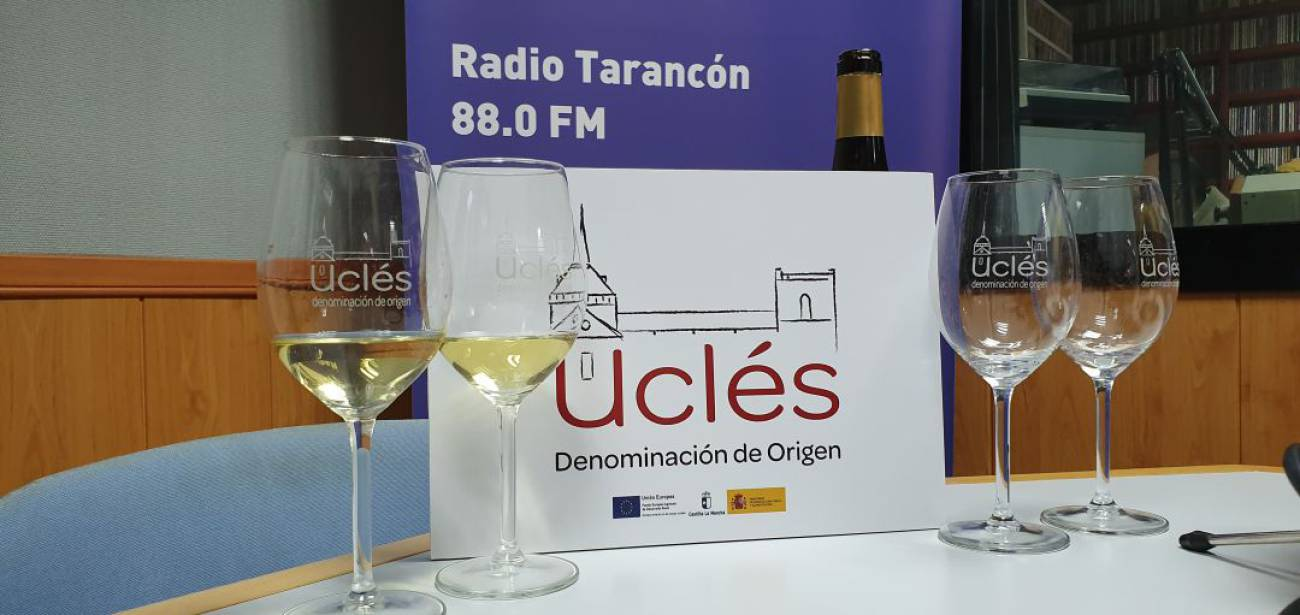 DO Ucles en Radio Tarancón